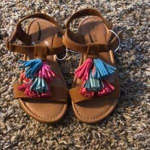 Size 9 toddler sandals